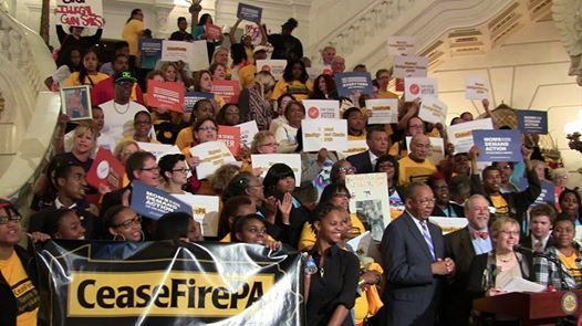 CeaseFirePA and CAPAF Urge Harrisburg to Focus on Making PA Safer and Stronger