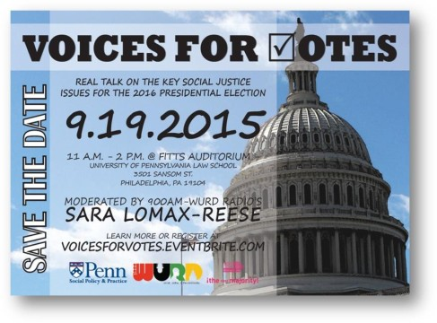 voices for votes