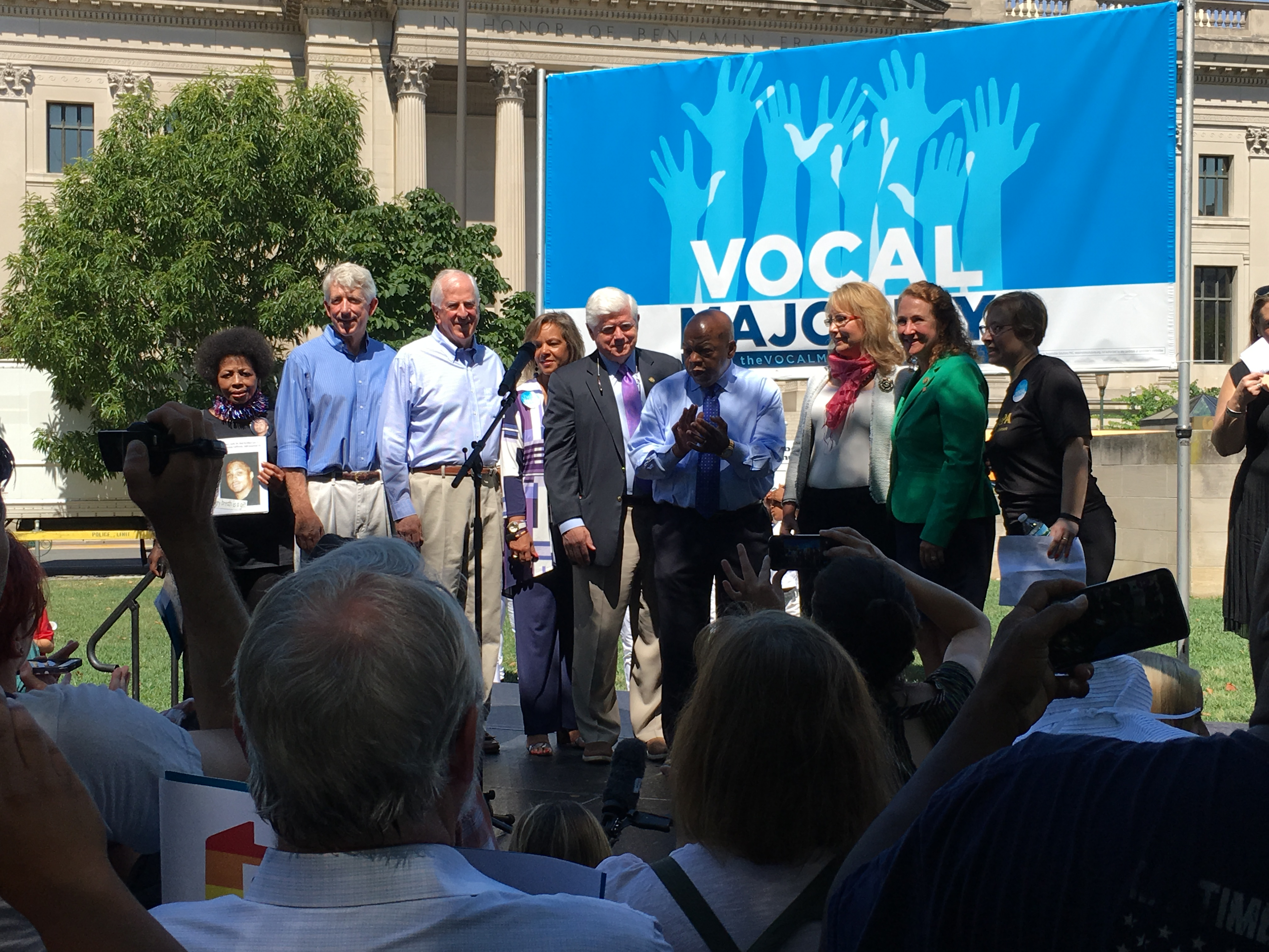 The Vocal Majority