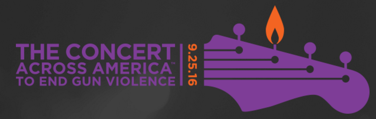 Concert Across America to End Gun Violence 2016