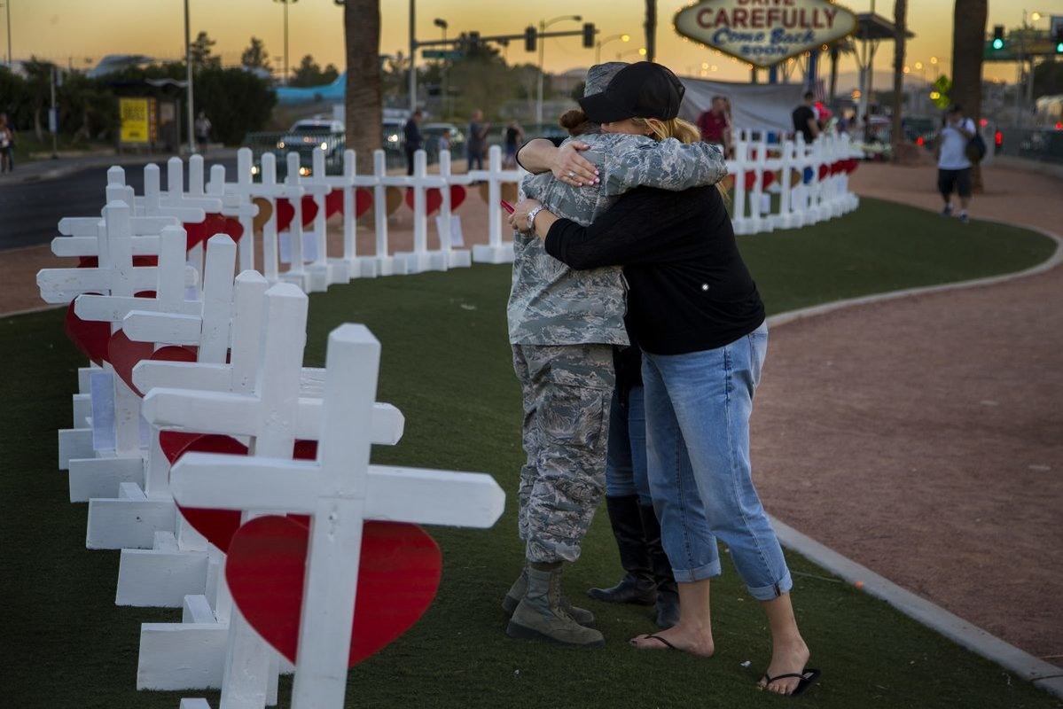 Las Vegas revealed America's unconditional surrender on guns. It doesn't have to be | Will Bunch