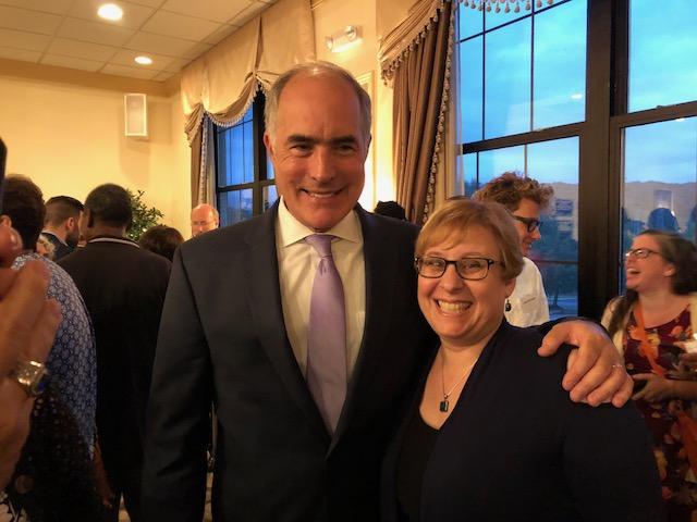 CeaseFire Pennsylvania Endorses Senator Bob Casey