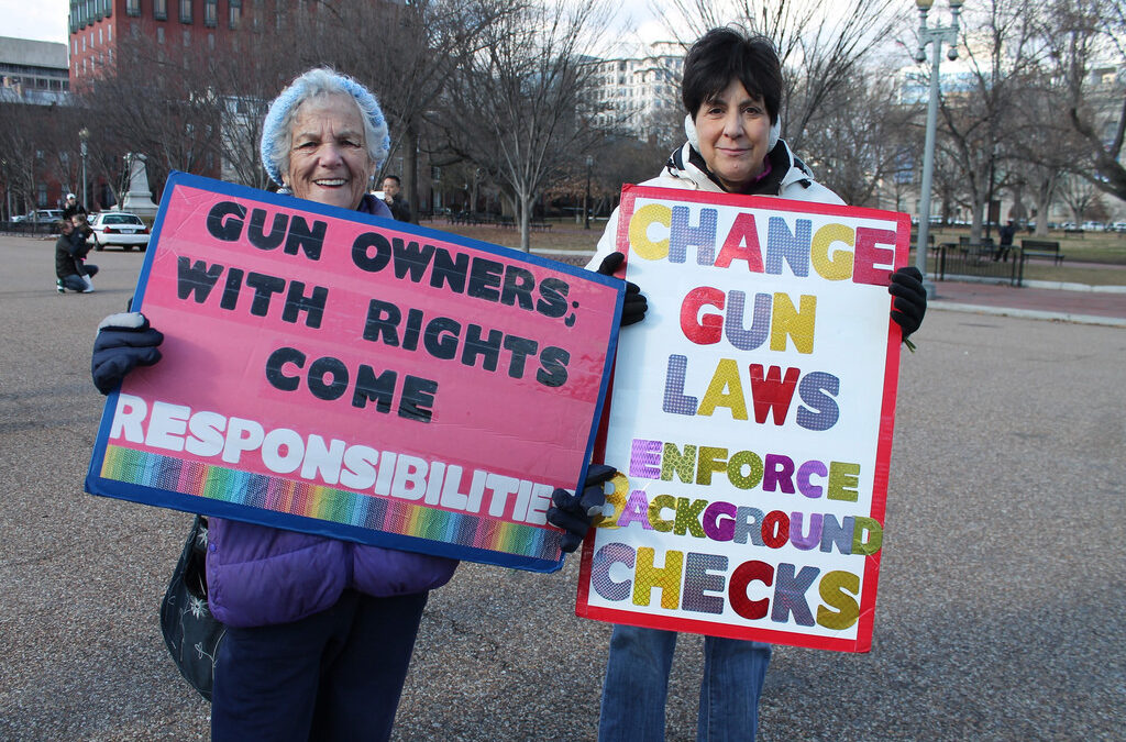 Congress Introduces a Universal Background Check Bill