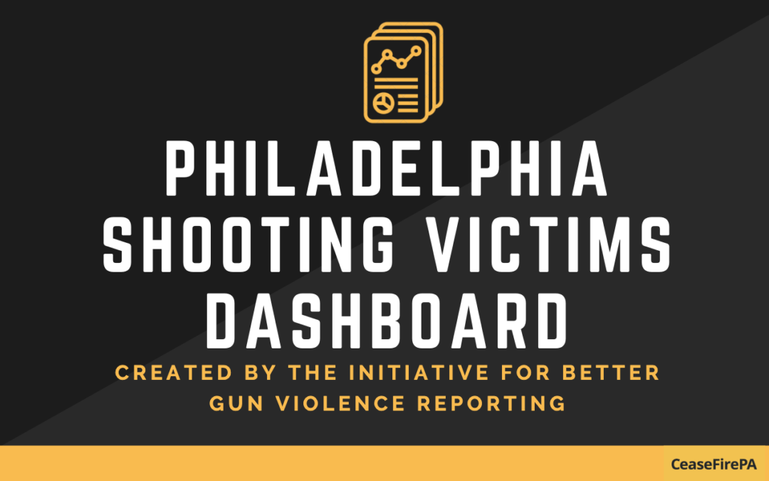 Philadelphia Shooting Victims Dashboard