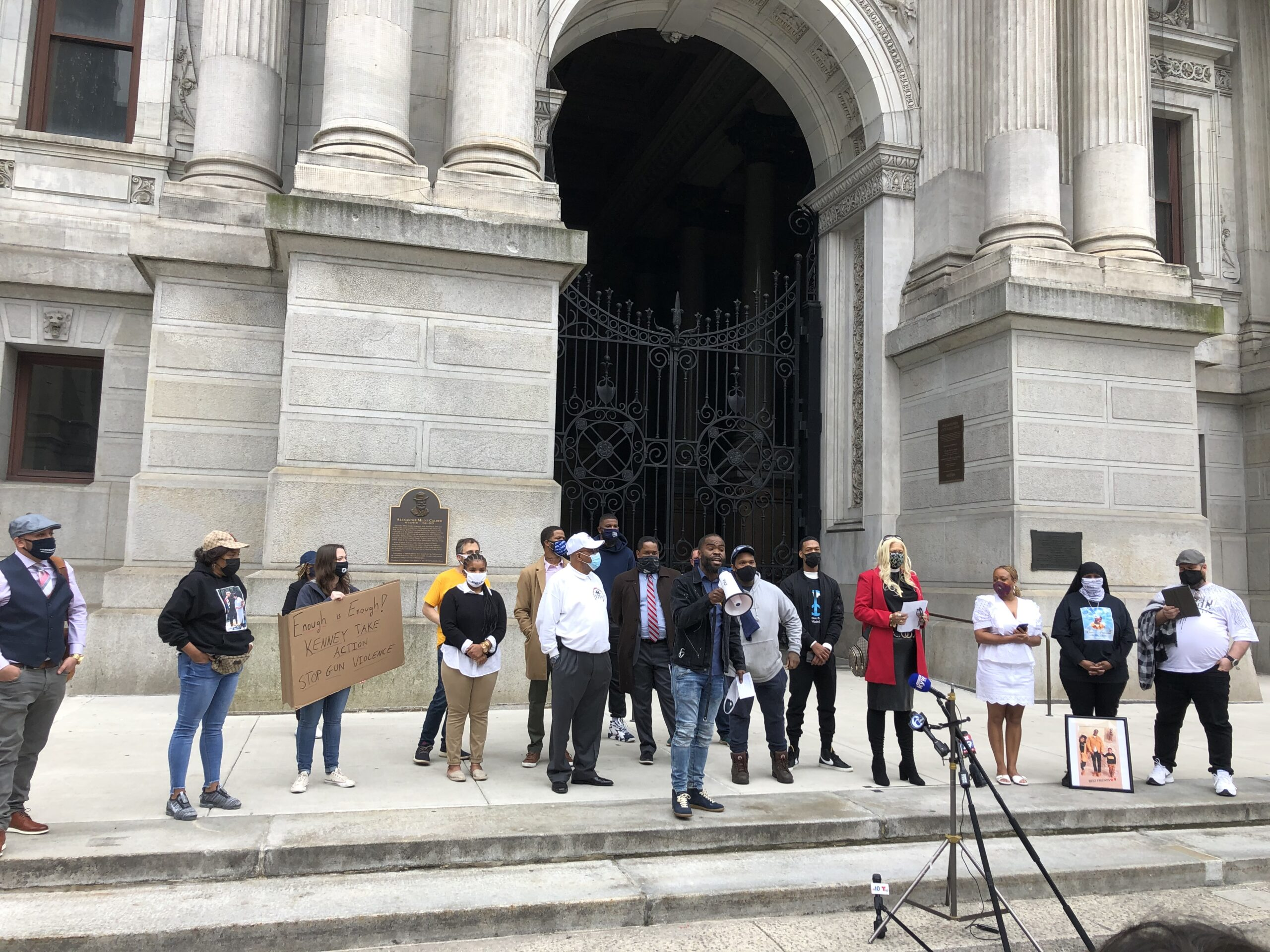 Anti-Gun Violence Coalition Says Philly Budget First Step Toward Safer Communities